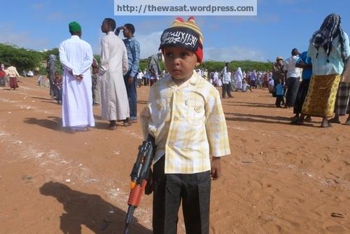 Harakat al-Shabab al-Mujahideen (Al-Shabaab) Al-Shabab (Baraawe, Eid al-Adha) 1