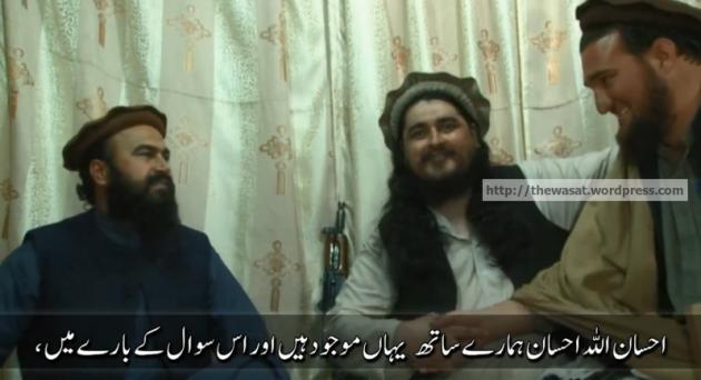 Hakimullah Mehsud (Hakeemullah Mehsud) Waliur Rehman Mehsud (Wali al-Rahman Mehsud) and Ihsanullah Ihsan